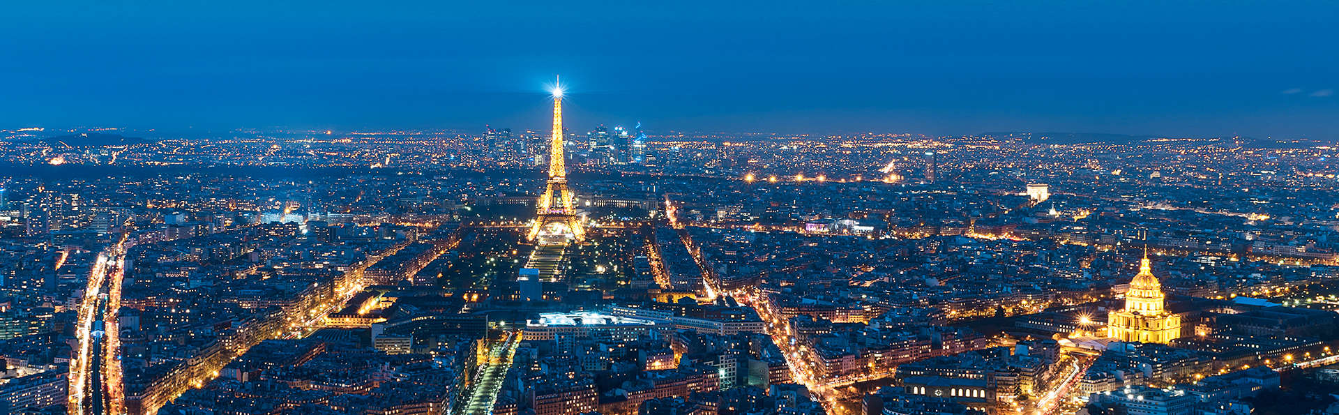 Vue imprenable sur Paris et week-end de charme au cœur de la capitale