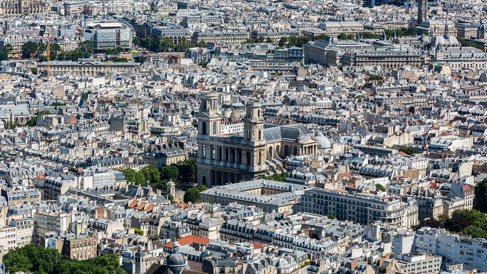 escapadas fin de semana ciudad par s con 1 visita a la torre montparnasse para 2 adultos desde 129. Black Bedroom Furniture Sets. Home Design Ideas