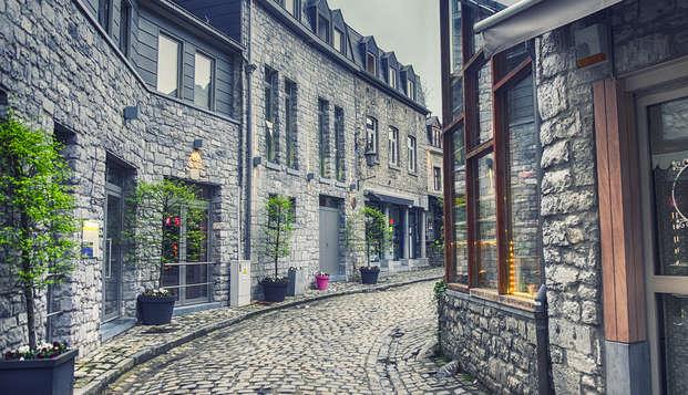 Profitez du luxe dans une suite dans la pittoresque ville de Durbuy