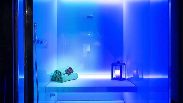 Relax en Montecatini con cena, spa y entrada al spa