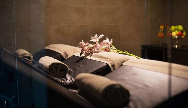 Relax a Montecatini Terme con massaggio