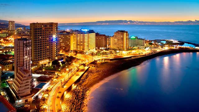 Geniet van volpension en een kind gratis op Tenerife