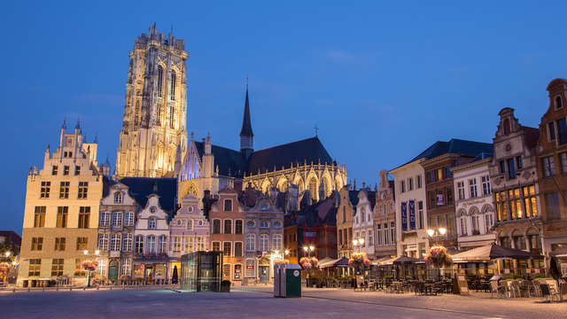 Ontdek de Kazernes over Holocaust in Mechelen