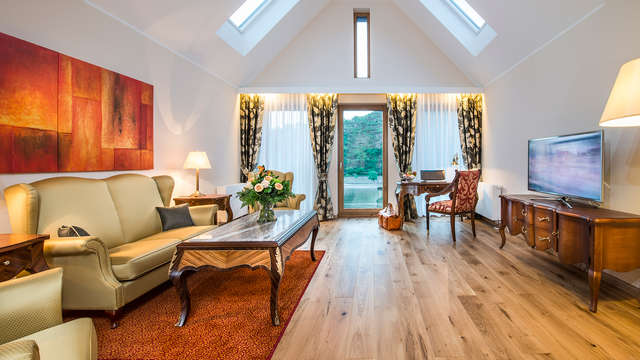 Charme en comfort in appartement in Rijnland-Palts