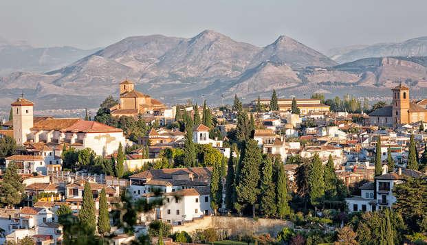 Vincci Albayzin - destination
