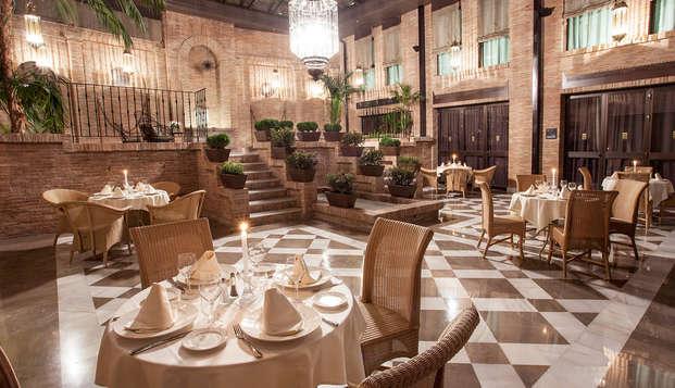 Vincci Albayzin - restaurant