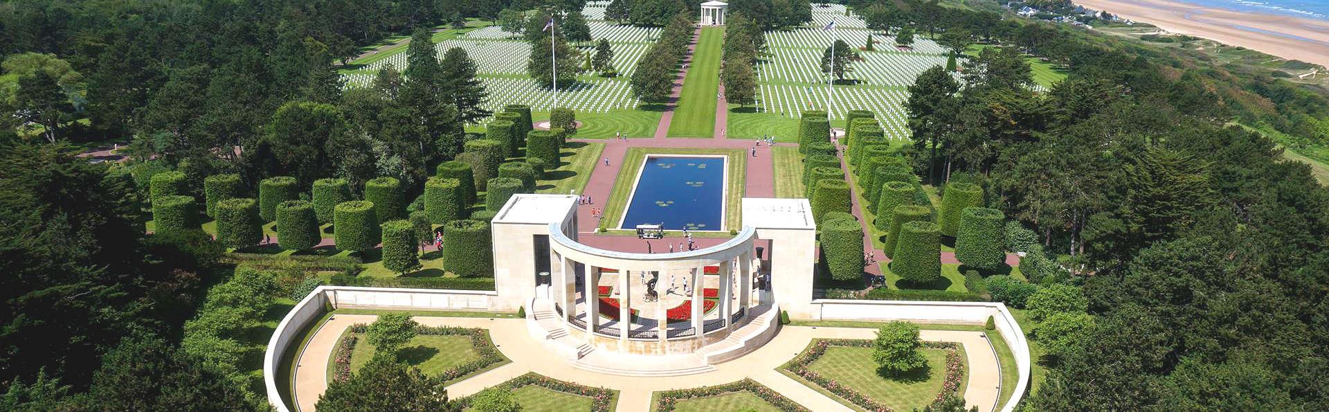 Weekend aan zee inclusief bezoek aan het Gedenkteken van Caen