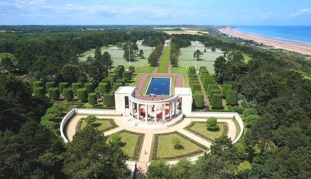 Week-end en bord de mer et découverte du Mémorial de Caen