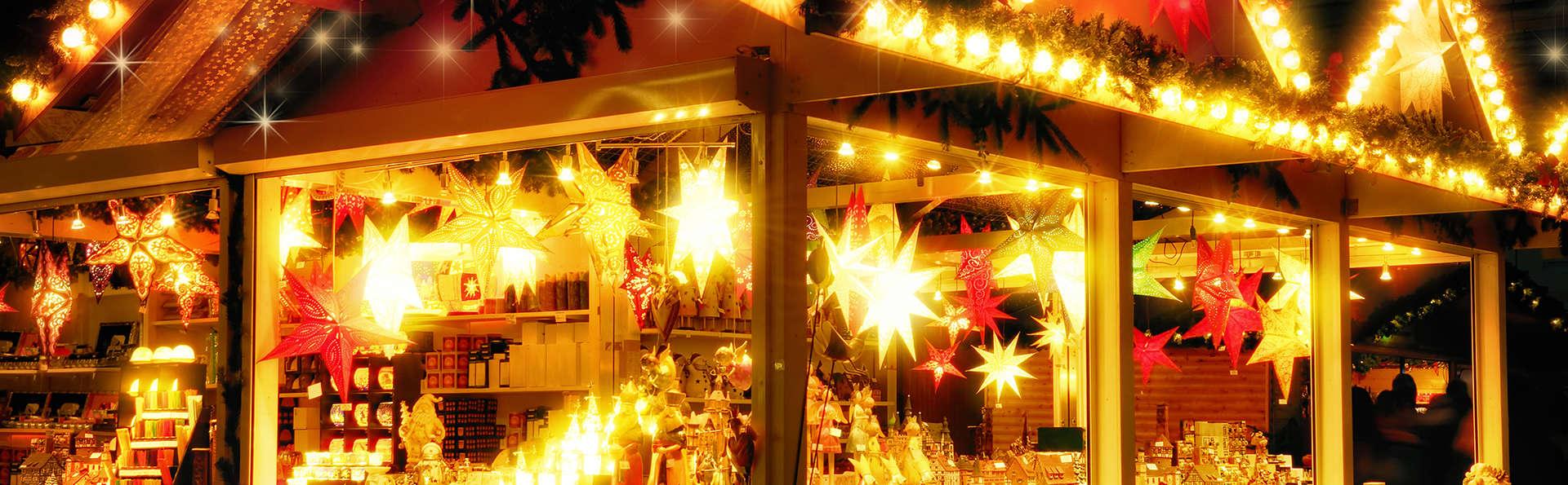 Offre marché de Noël: week-end dans un hôtel de luxe à Liège