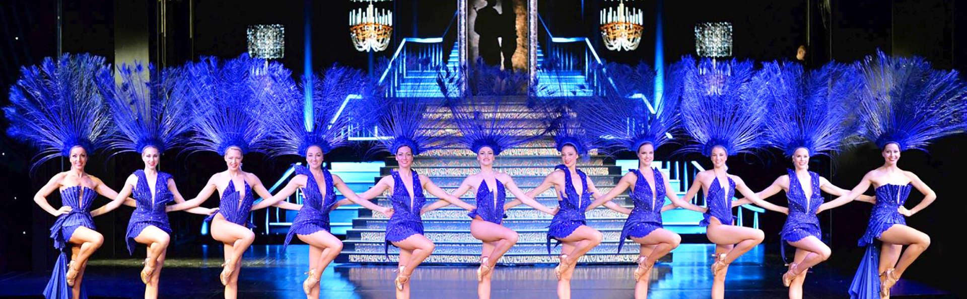 Séjour exceptionnel avec spectacle au Lido de Paris !