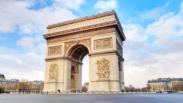 Descubre el corazón de París con una visita al Arco de Triunfo