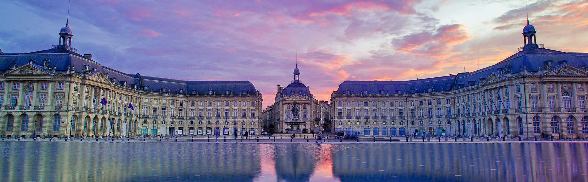 Découvrez Bordeaux en famille