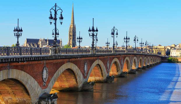 Charme et confort aux portes de Bordeaux