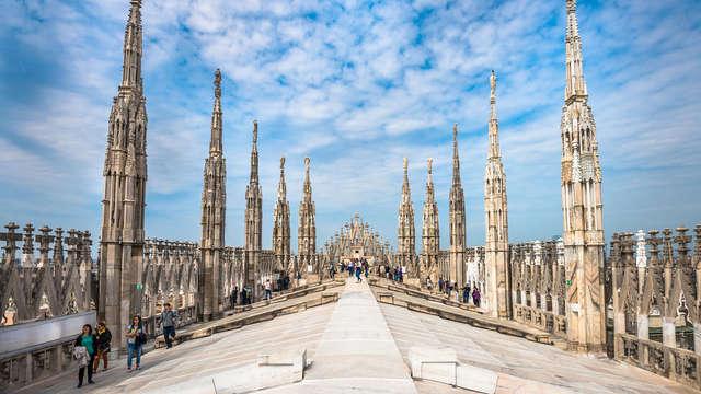 Pacchetto Milano: notti in hotel e biglietti per il Duomo e la sua terrazza!