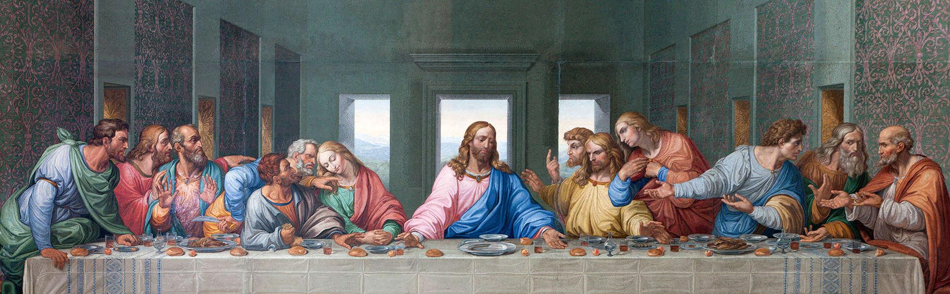 Séjour à Milan avec visite d'un chef-d'œuvre : La Cène de Léonard de Vinci