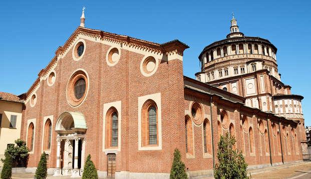 ¡Visita la «Última cena» de Leonardo y alójate en un estupendo hotel boutique en Milán!