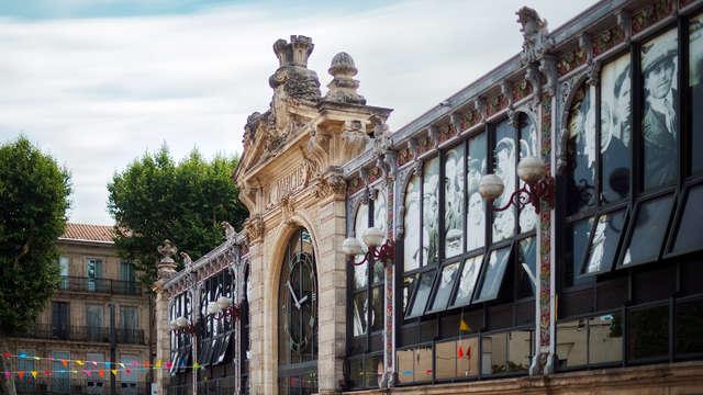 Profitez de votre séjour à Narbonne dans un studio de charme