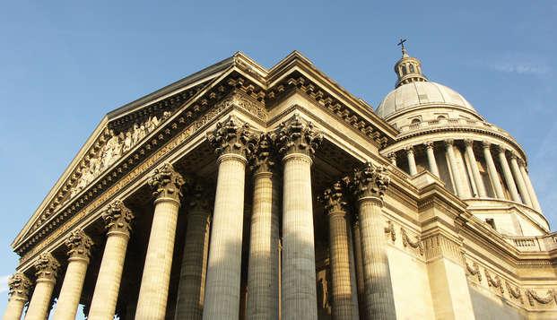 Découvrez le Panthéon de Paris lors d'un séjour dans la ville Lumière