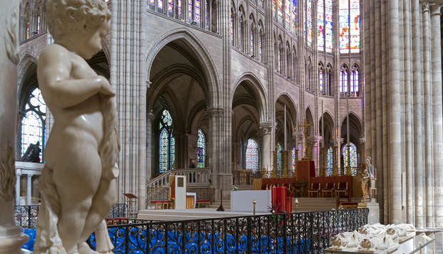 Week-end avec visite de la Basilique Saint Denis