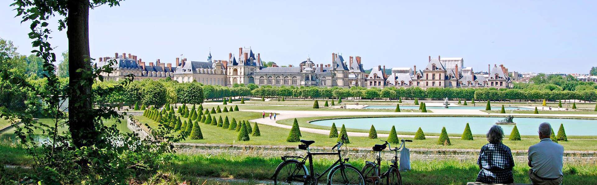 Échappée culturelle dans un hôtel 4* à Fontainebleau