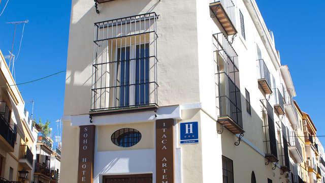 Hotel Itaca Artemisa - NEW front