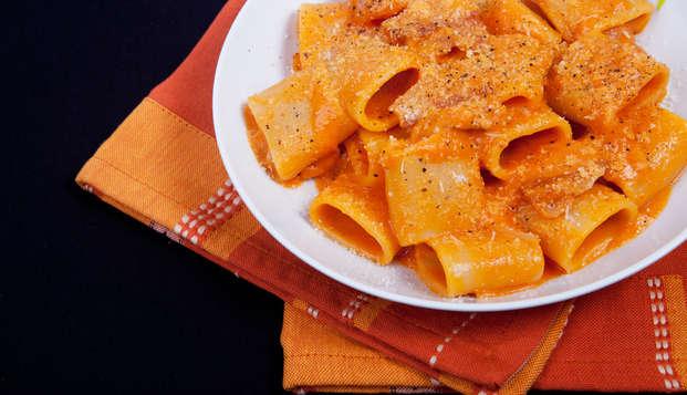 Gastronomie à Pouilles : très bonne demi-pension à Gioia del Colle