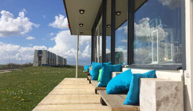 3 jours pour profiter de la paix et de l'espace du parc de Lauwersmeer à Groningue
