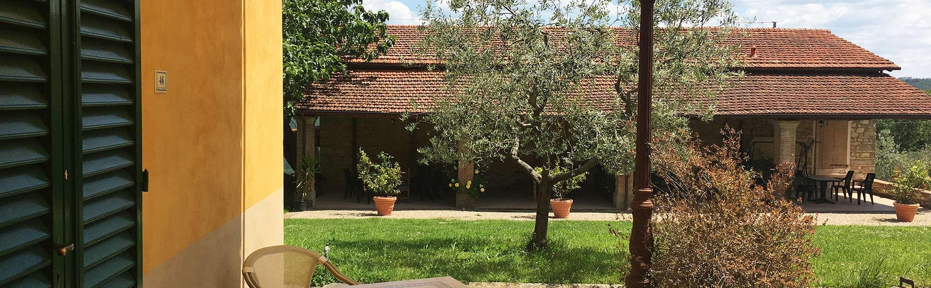 Escapade dans une ville pittoresque en Toscane (chambre seule)