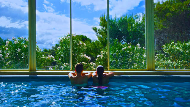 Pause détente avec massage à deux pas d'Avignon