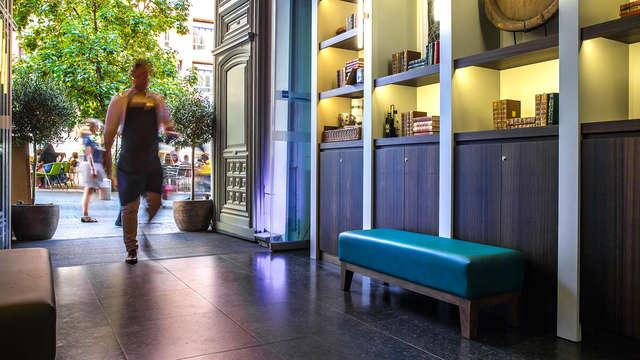 Verblijf in een Radisson Blu, in het hart van Madrid