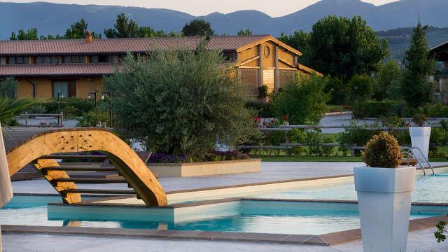 Soggiorno relax con accesso spa in Umbria