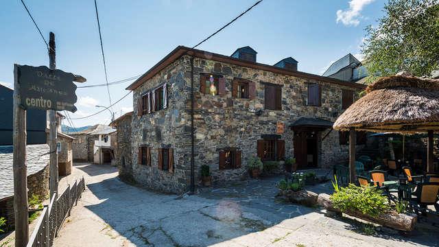 Estancia romántica en un encantador hotel rural en el Valle de Ancares