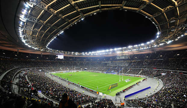 Partez à la découverte de Paris avec visite des coulisses du Stade de France