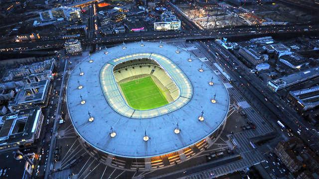 Descubre los entresijos del Estadio de Francia con una estancia 4*