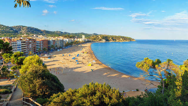 Escapada con media pension en Lloret de mar