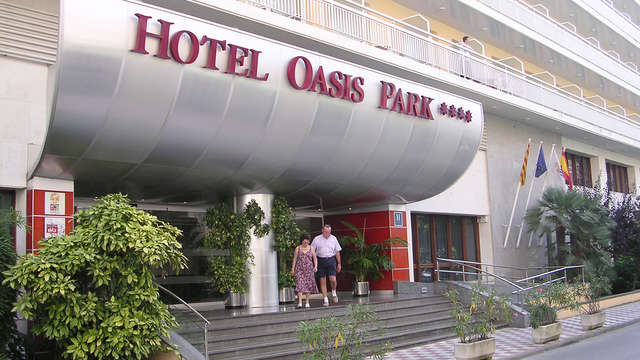Hotel GHT Oasis Park Spa - GHT Hotels