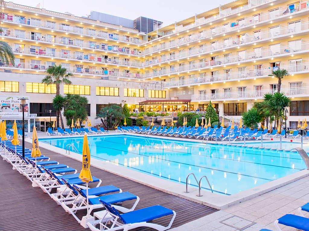 Séjour Lloret-de-mar - Détente totale à Lloret de Mar : en pension complète, accès au spa et bien plus encore  - 4*