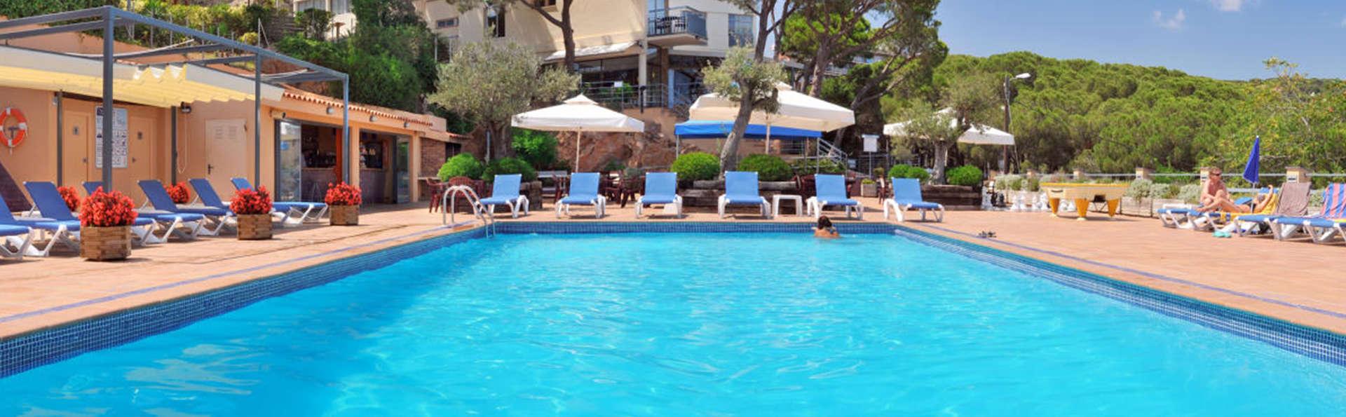 Séjour en demi-pension à S'Agaró