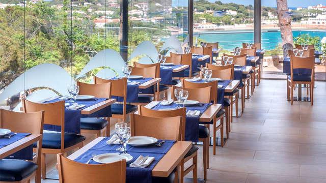 Descubre S'Agaró en pensión completa y enamórate de la Costa Brava