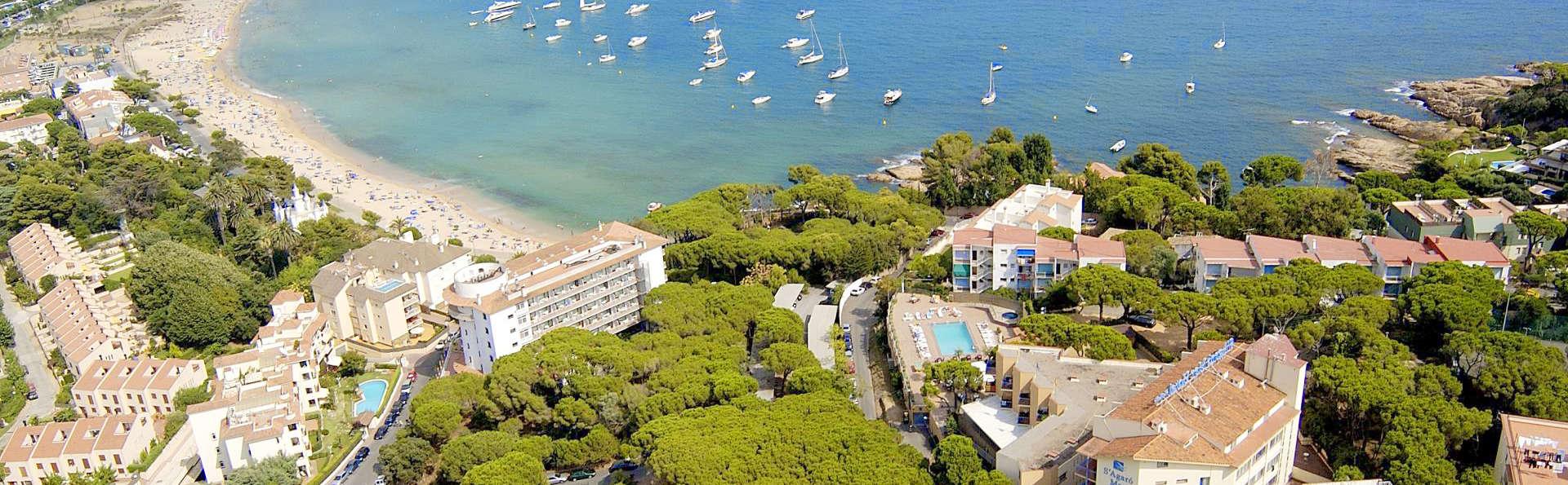 Week-end avec dîner à S'Agaró sur la Costa Brava (à partir de 2 nuits)