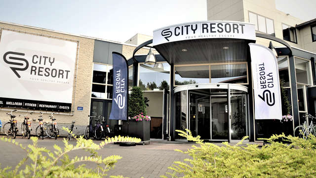 City Resort Hotel Mill