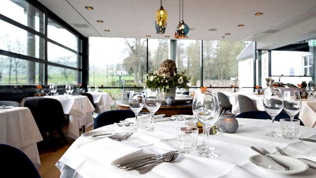 Vier het hotel's 600-jarig Jubileum met gastronomisch diner in Zuid-Limburg