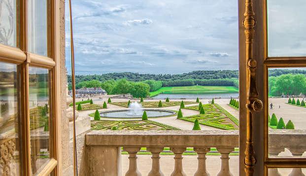 Week-end au Château de Versailles (pass 1 jour)
