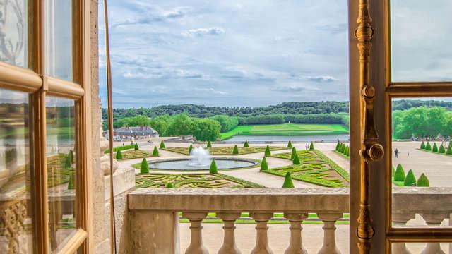 Desconexión relax con visita al Palacio de Versalles (pase de 1 día)