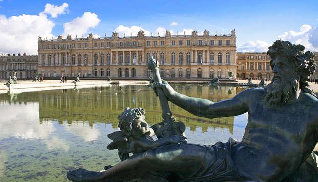 Ontdekkingsweekend inclusief toegang tot het kasteel van Versailles (toegangspas voor 1 dag)