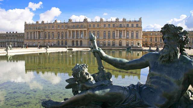 Escapada con acceso al castillo de Versalles (pase por 1 día)