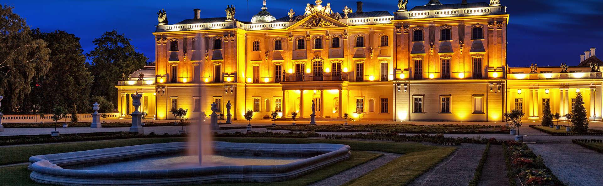 Escapade à Saclay avec entrée au Château de Versailles