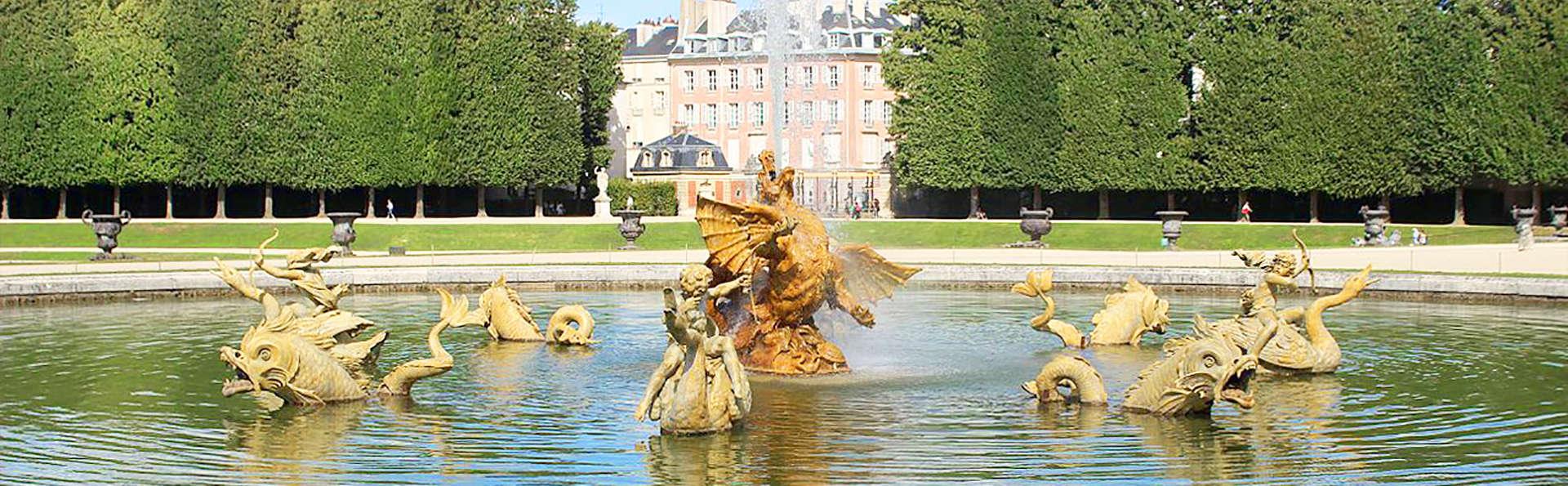 Week-end détente près de Paris avec entrée au château de Versailles (Pass 1 jour)