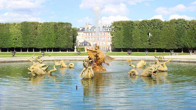 Escapade et émerveillement avec entrée au Château de Versailles