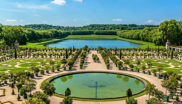 Ontdekkingsweekend inclusief toegang tot het Kasteel van Versailles en de 'Grandes Eaux Musicales' (toegangspas voor 2 dagen)